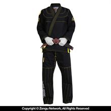 "Ground Game Black ""Surf Jitsu"" Gi"